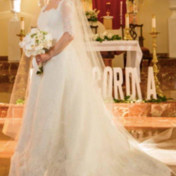 Harry Robles Dresses Harry Robles Puerto Rico Designer Wedding Dress Poshmark